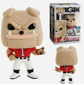 FUNKO Pop! College Football Mascots Hairy Dawg University Of Georgia in stock