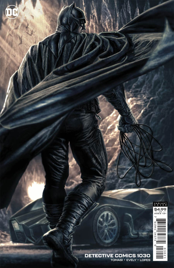 DETECTIVE COMICS #1030 B Lee Bermejo Variant VF+/NM+