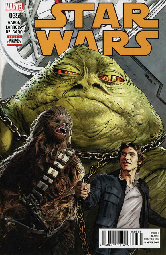 Star Wars #35A Larroca Mike Mayhew Cover Vf+/nm+ Comic