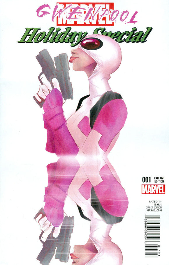Gwenpool Holiday Special #1 C Rodriquez Variant VF+/NM+