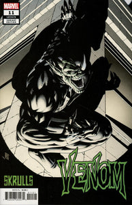 Venom #11 B John Tyler Christopher Skrulls Variant Nm Vol 4 Comic
