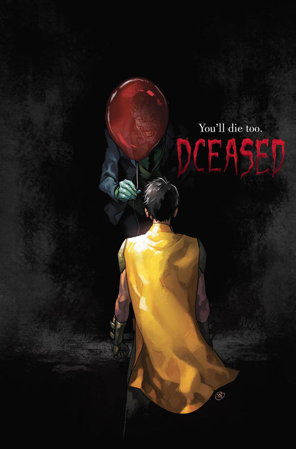 Dceased # 1 C Yasmine Putri Horror Movie Variant Nm Comic