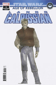 Star Wars Age Of Rebellion Lando Calrissian #1 B Concept Variant NM