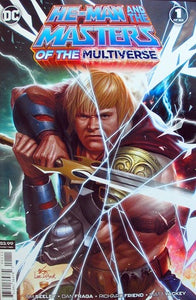 He-Man Masters of the Universe #1 A In-Hyuk Lee 1st VF+/NM+