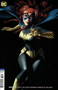Batgirl #35 B Joshua Middleton Variant Vf+/nm+ Comic