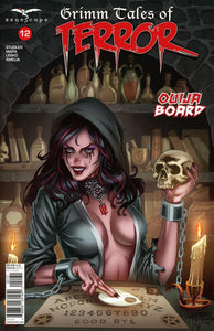 Grimm Tales Of Terror #12 C Zenescope Alfredo Reyes Nm Comic