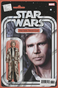 Star Wars #66 B Tyler Christopher Variant VF+/NM+ Han Solo