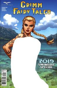 GFT 2019 Swimsuit Special One Shot #1 B Salonga Variant VF+/NM+
