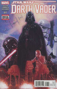 Star Wars DARTH VADER #17 Kaare Andrews Cover VF+/NM+