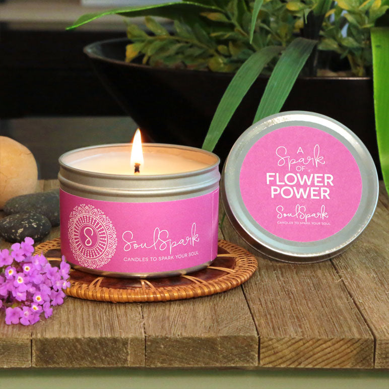 A Spark of Flower Power | Gardenia