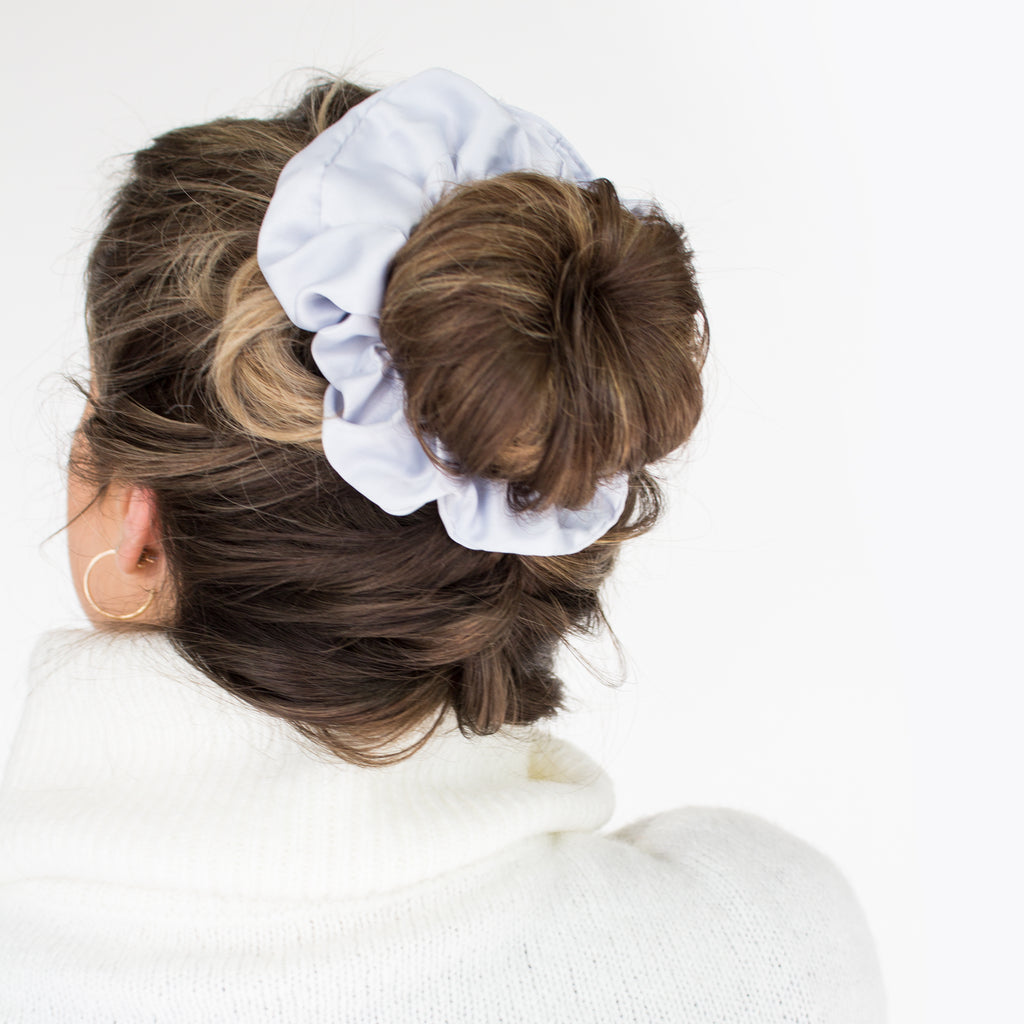 The Benefits of Satin Scrunchies