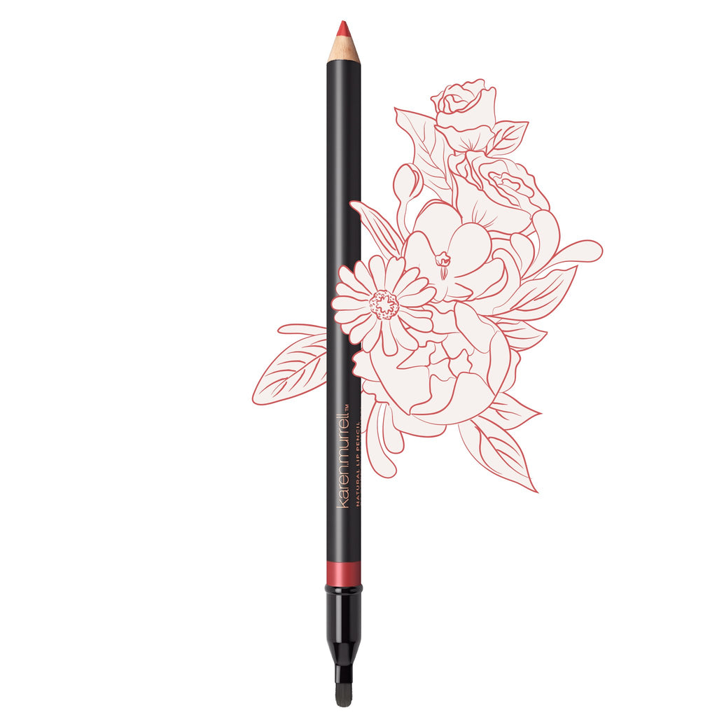 Karen Murrell Lip Pencil 05 Violet Mousse