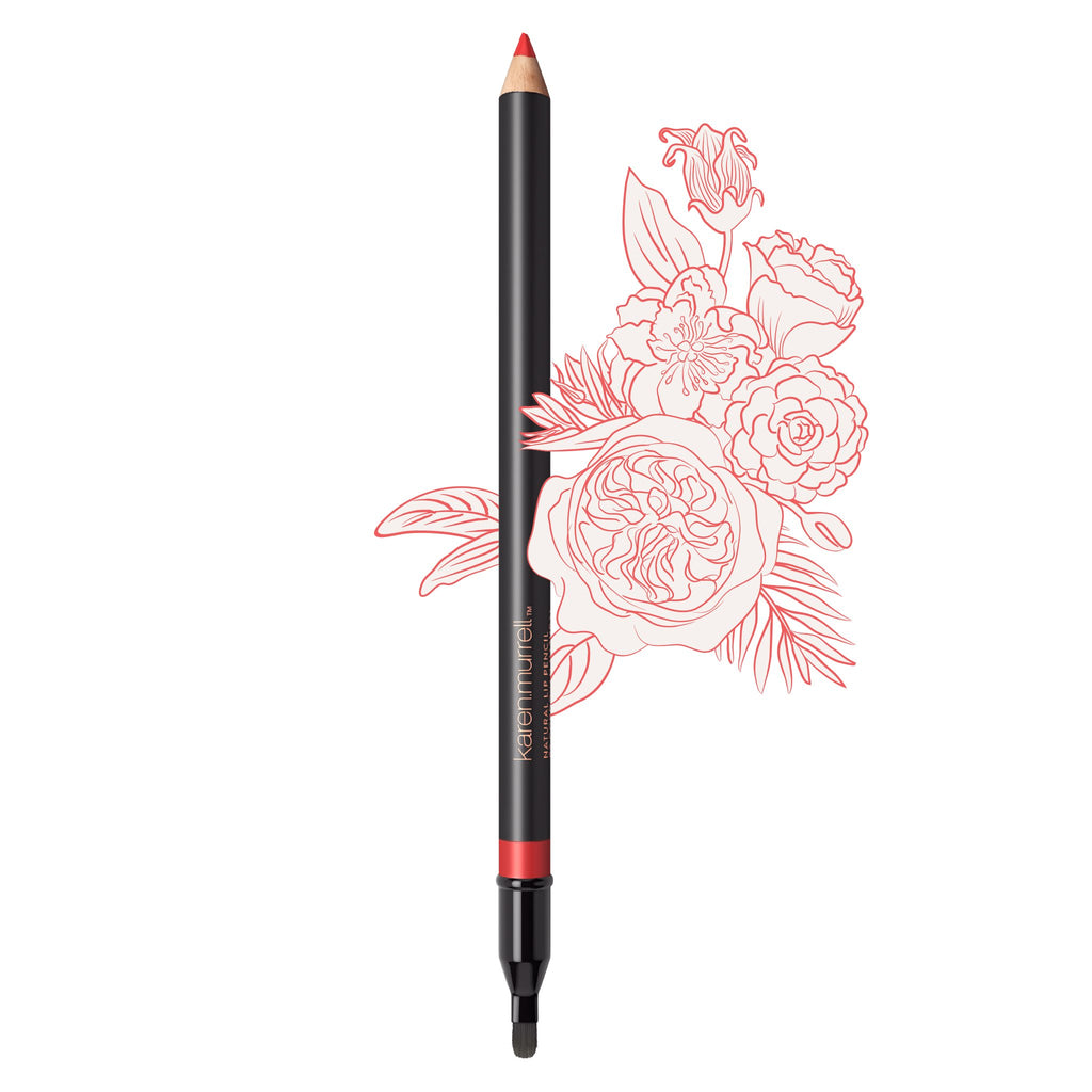 Karen Murrell Lip Pencil 08 Coral Dawn