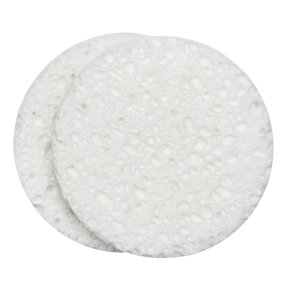 Facial Cleansing Sponges 2PK (natural cellulose)