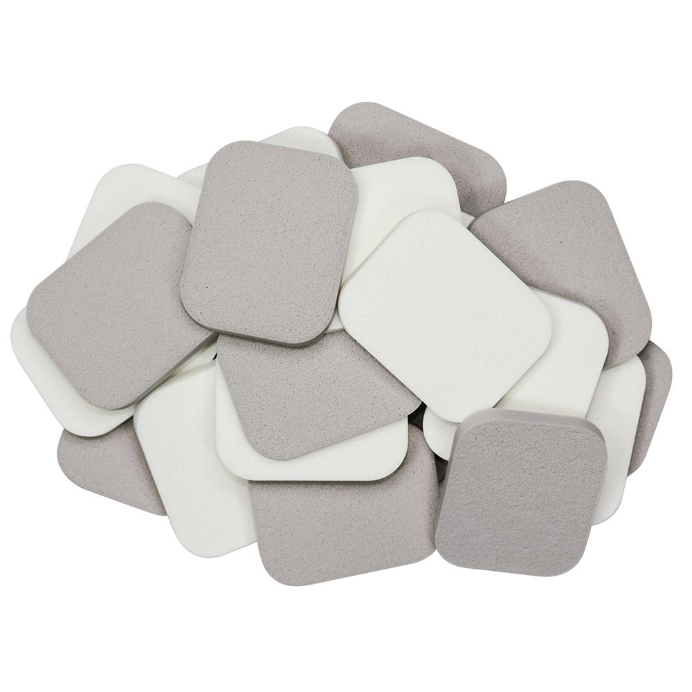 Makeup Sponges 20 Pack- Rectangle