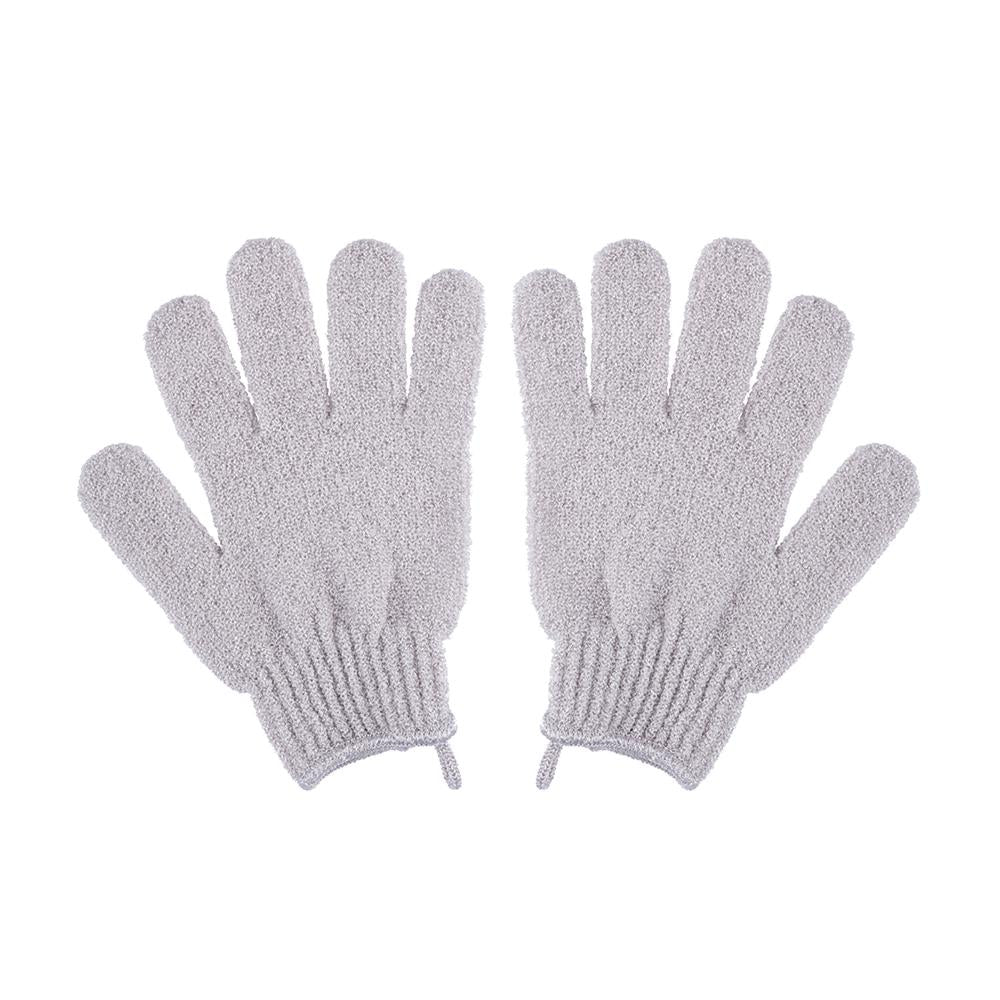 Exfoliating Gloves - Pebble
