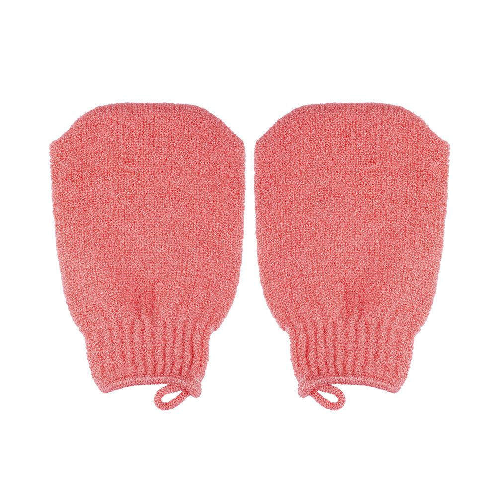 Exfoliating Mitten Red Sorbet