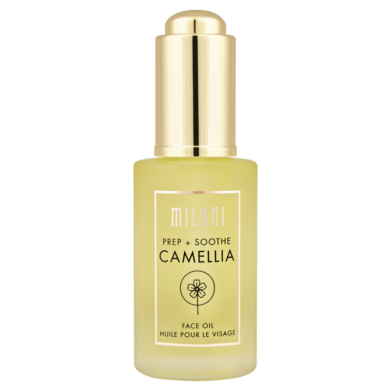 Prep + Soohe Face Oil - Camellia Oil