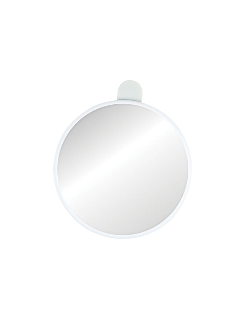 Makeup Mirror with LED and Detachable 5 x Magnification