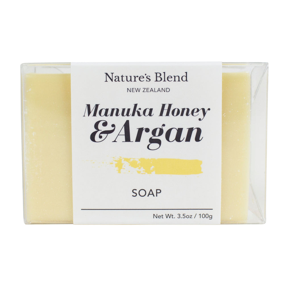 Manuka Honey & Argan Soap 100g