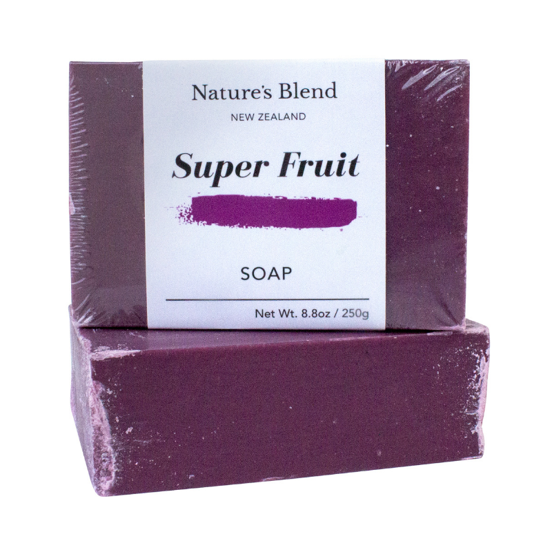 Nature's Blend Soap Bar Super Fruit - 250g