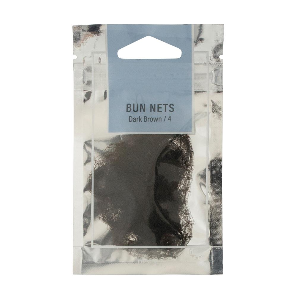 Bun Nets Dark Brown (4)