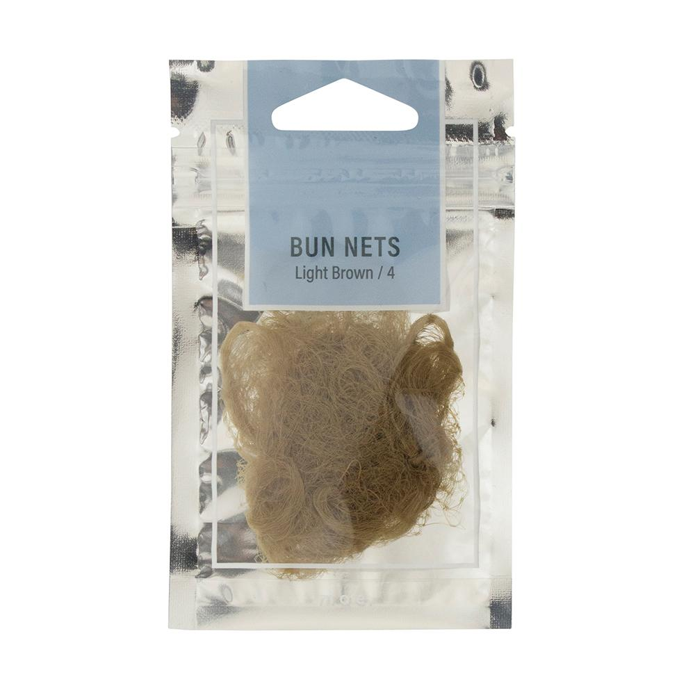 Bun Nets Light Brown (4)