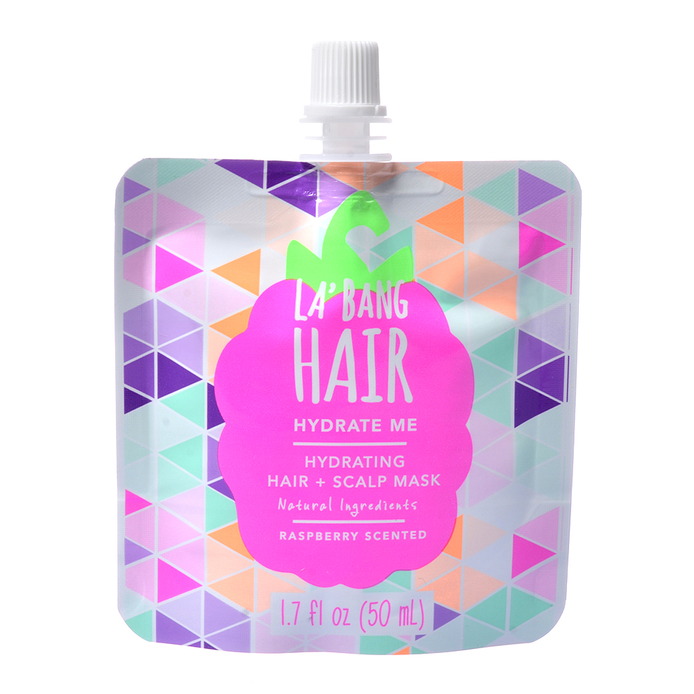 Hydrate Me Hair Treatment - Raspberry 50ml