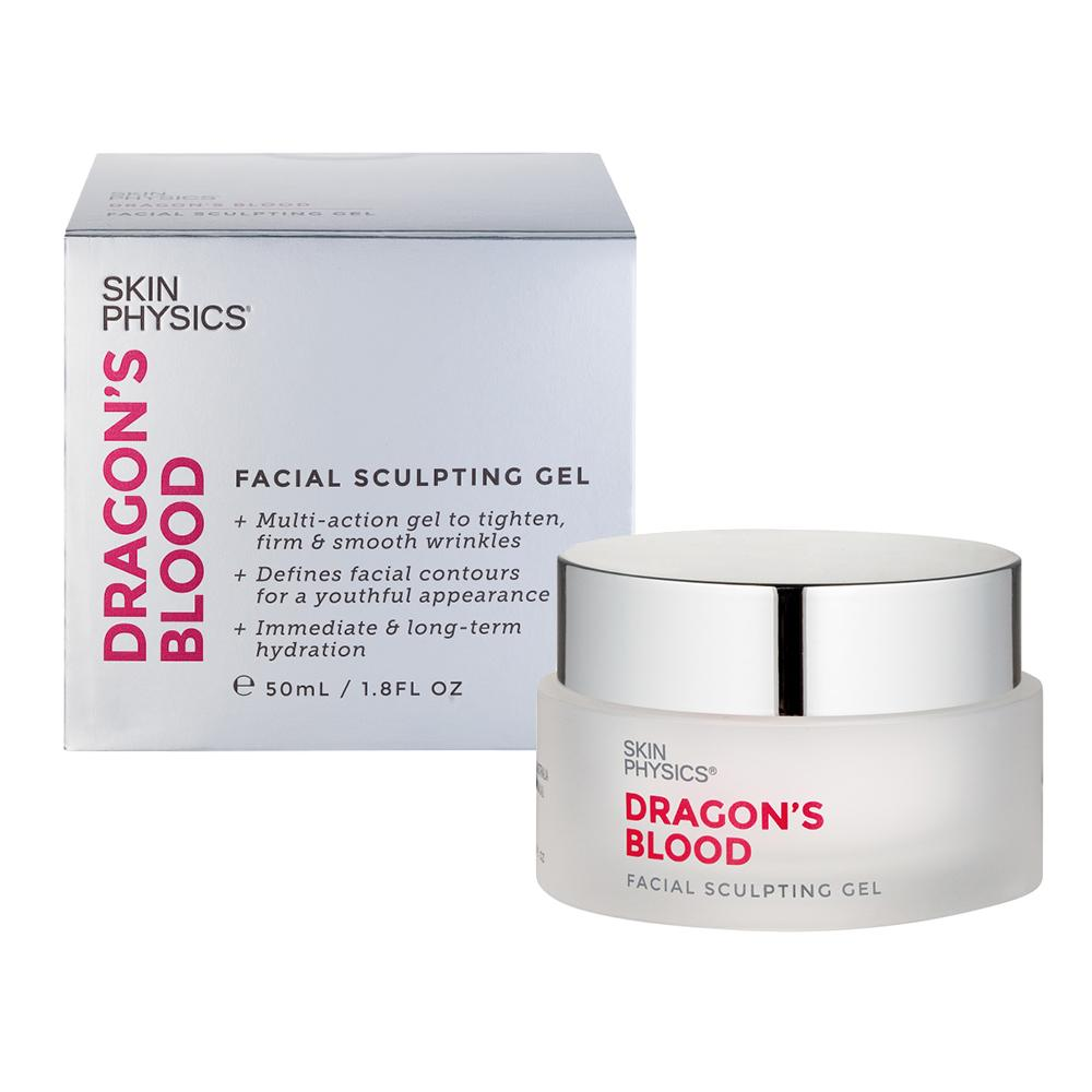 Skin Physics Dragon's Blood Facial Sculpting Gel 50ml