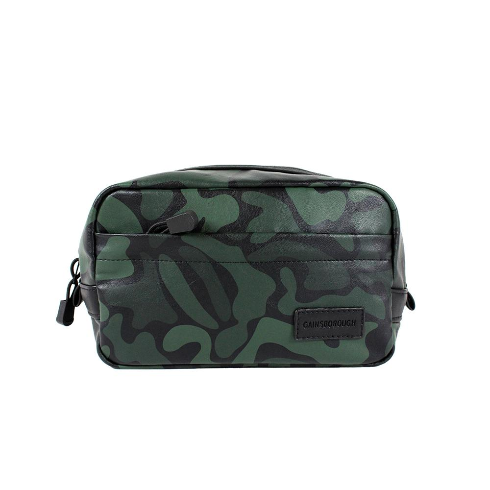 Green Camo Holdall