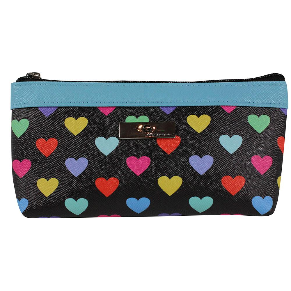 Multi Heart Purse