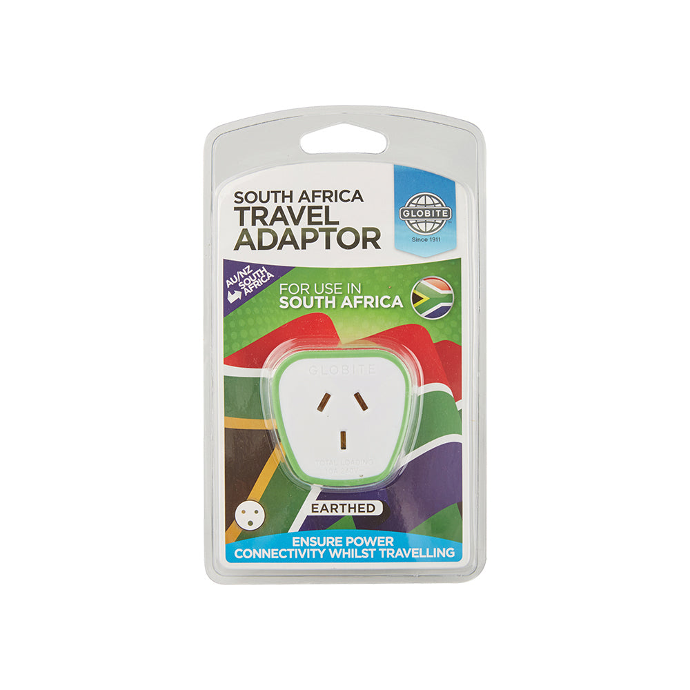 Outbound South Africa Travel Adaptor