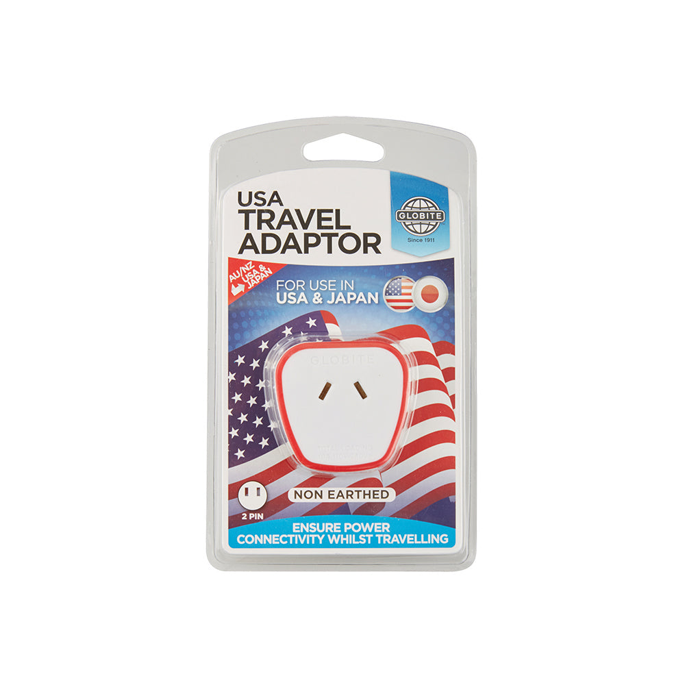 Outbound USA & Japan Travel Adaptor
