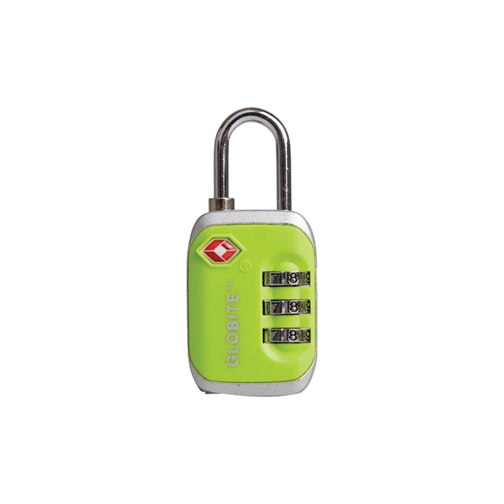 TSA Combination Lock Green