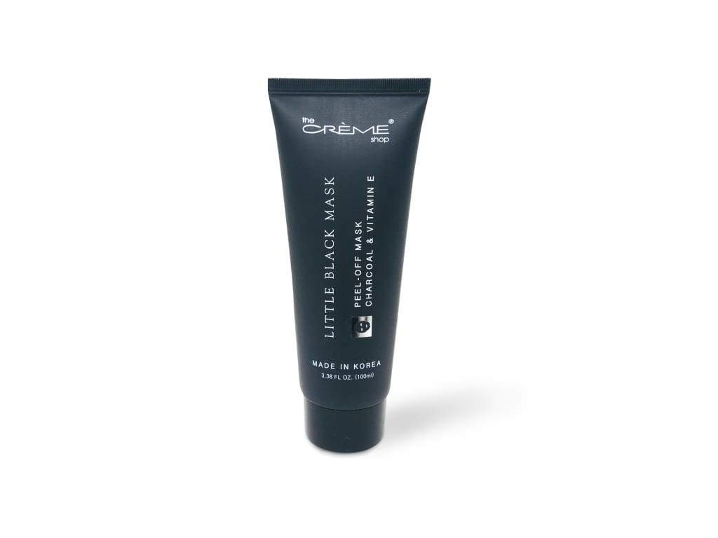 Little Black Mask Charcoal & Vitamin E Peel-Off Mask