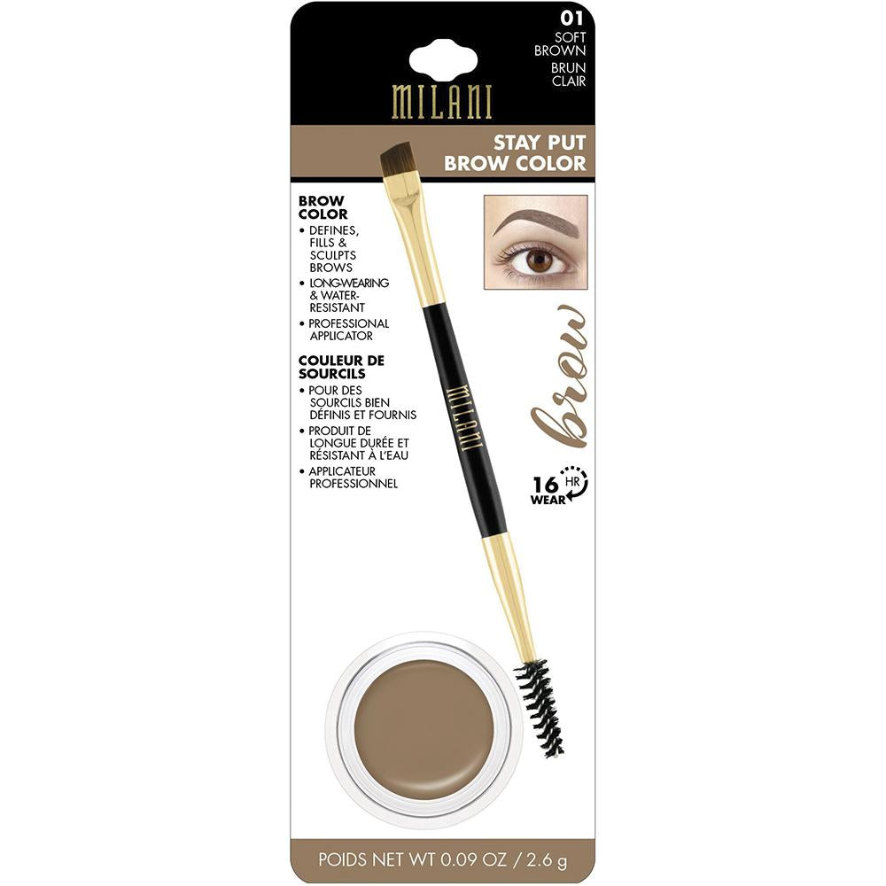 Milani Stay Put Brow Colour