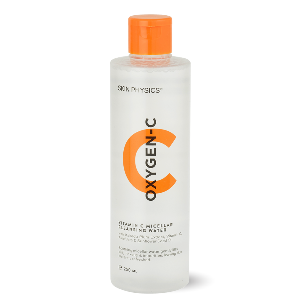 Oxygen-C Vitamin C Micellar Cleansing Water 250ml