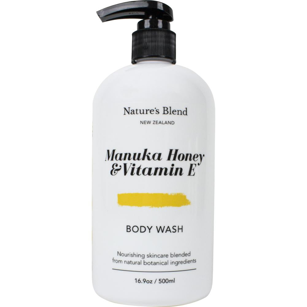 Body Wash Manuka Honey & Vitamin E - 500ml