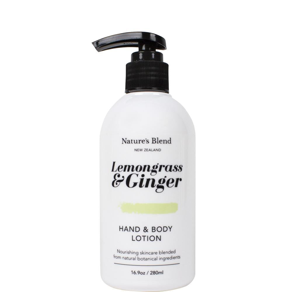 Hand & Body Lotion Lemongrass & Ginger 280ml