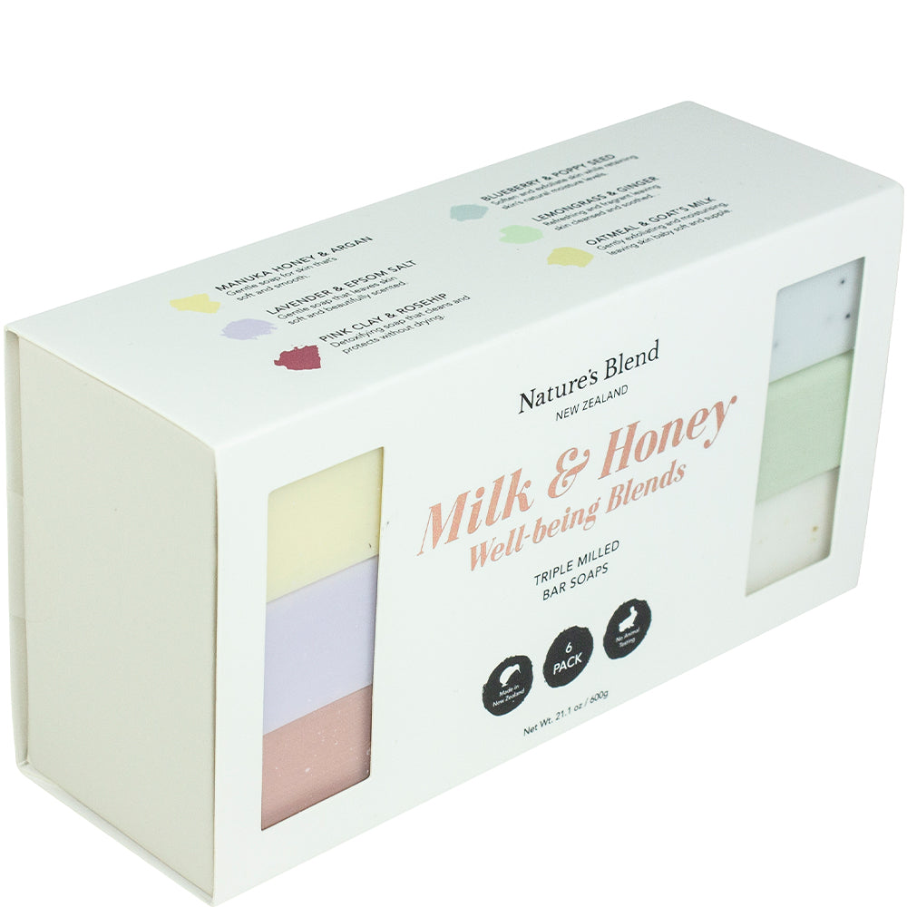 Milk & Honey Soap Box Set