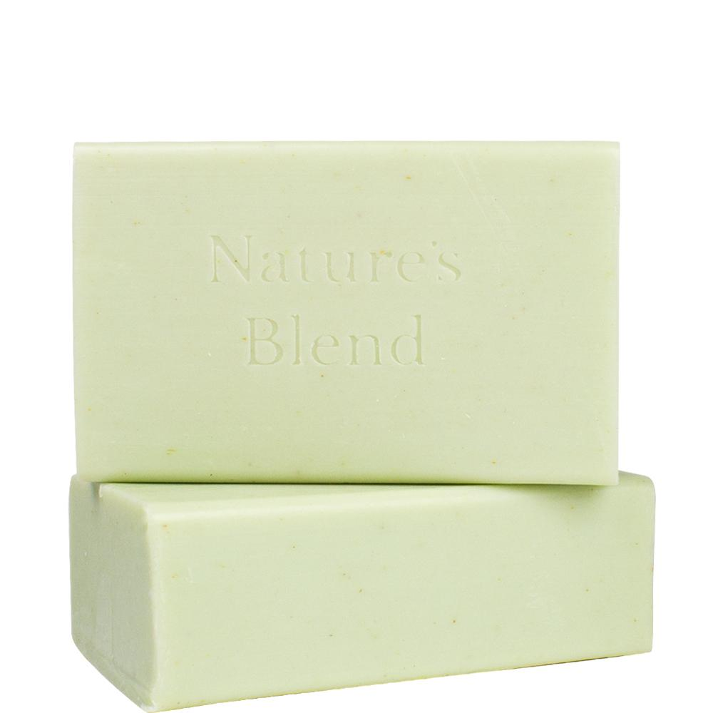 Nature's Blend Soap Bar Lemongrass & Ginger 200g