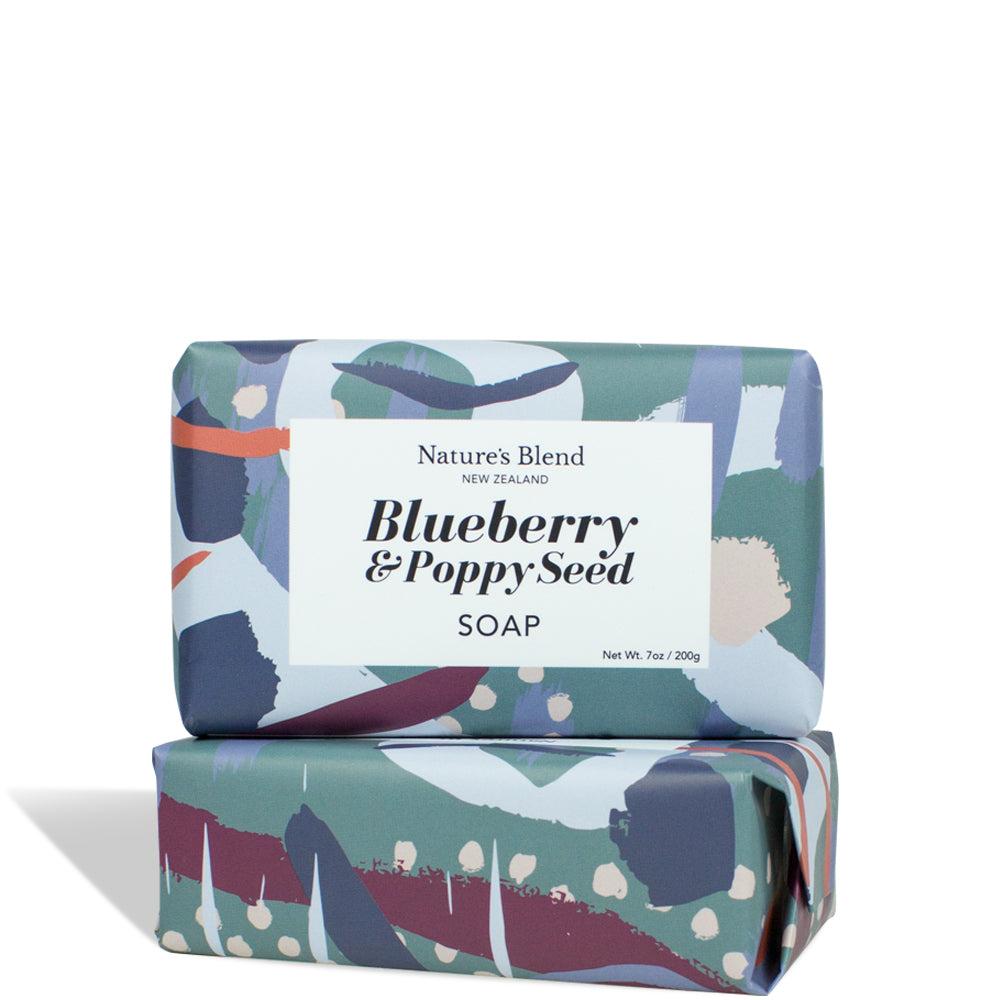Blueberry & Poppy Seed 200g