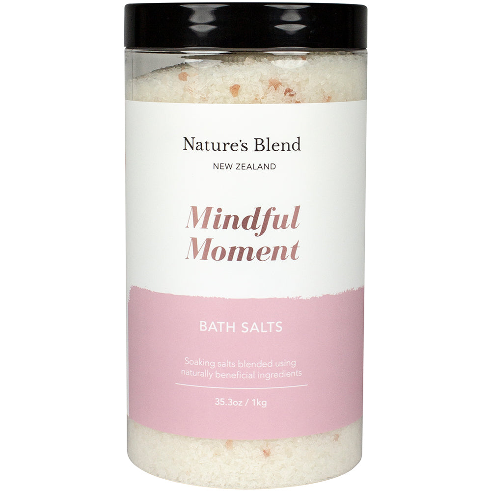 Nature's Blend Mindful Moments Bath Salt