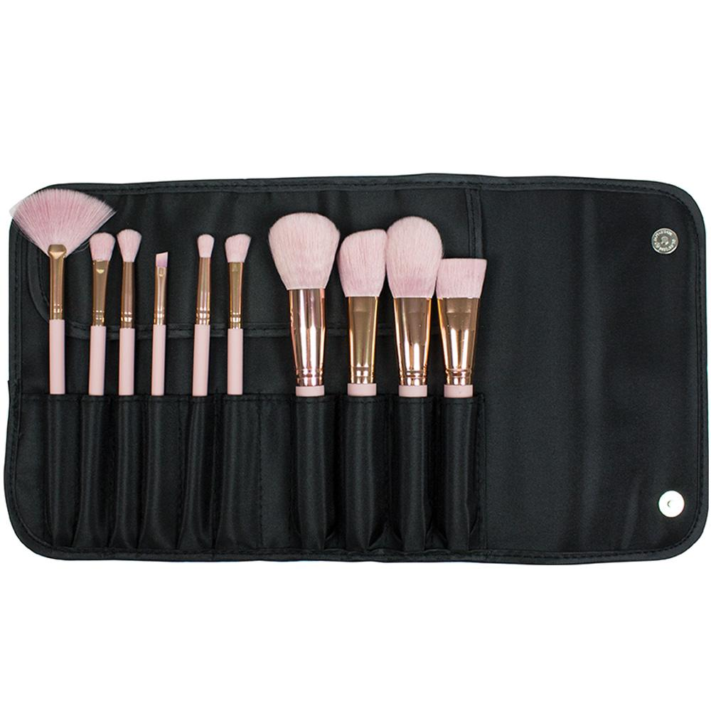 Simply Essential Blush Collection 10pc Full Face Set in Box