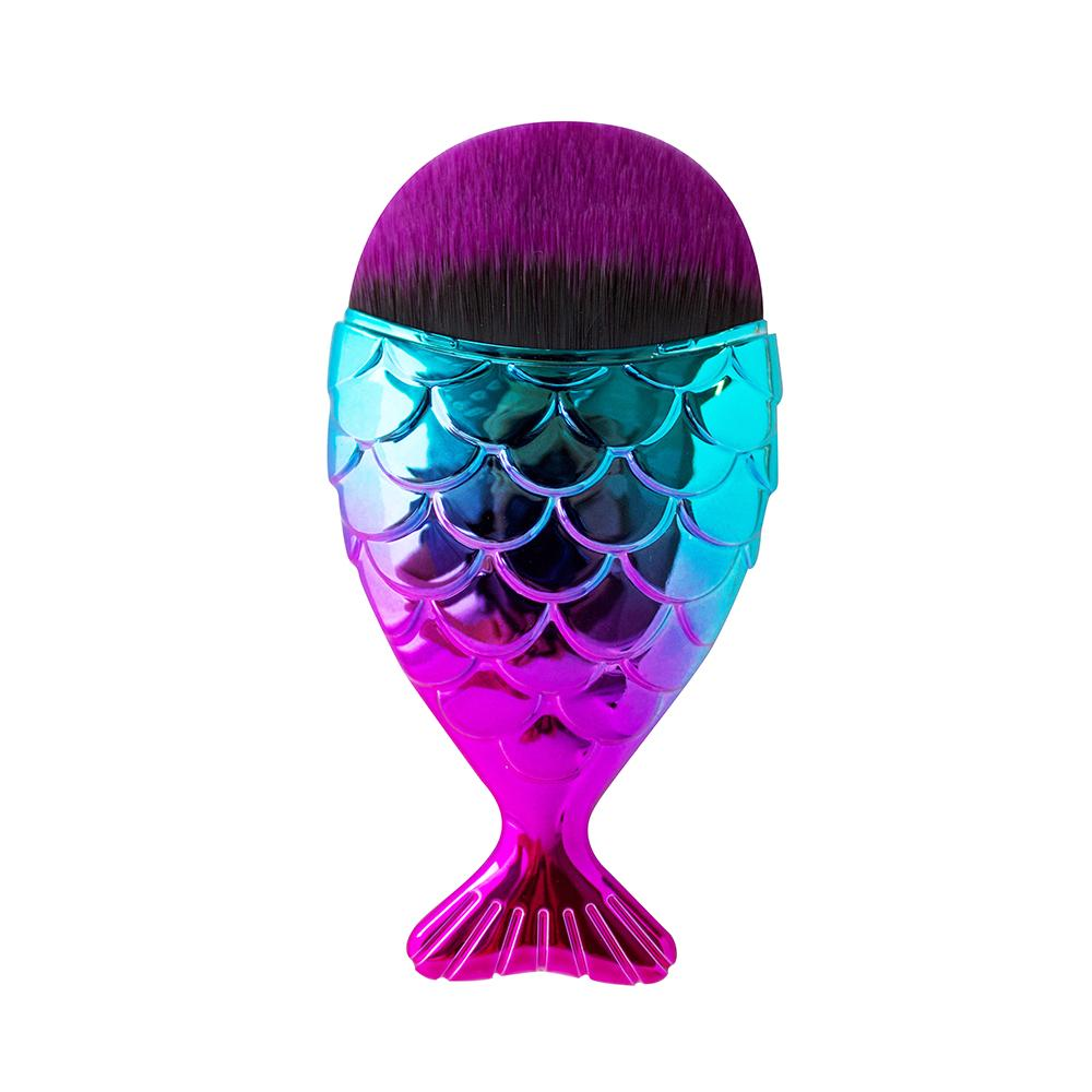 Mermaid Contour Brush - Holographic