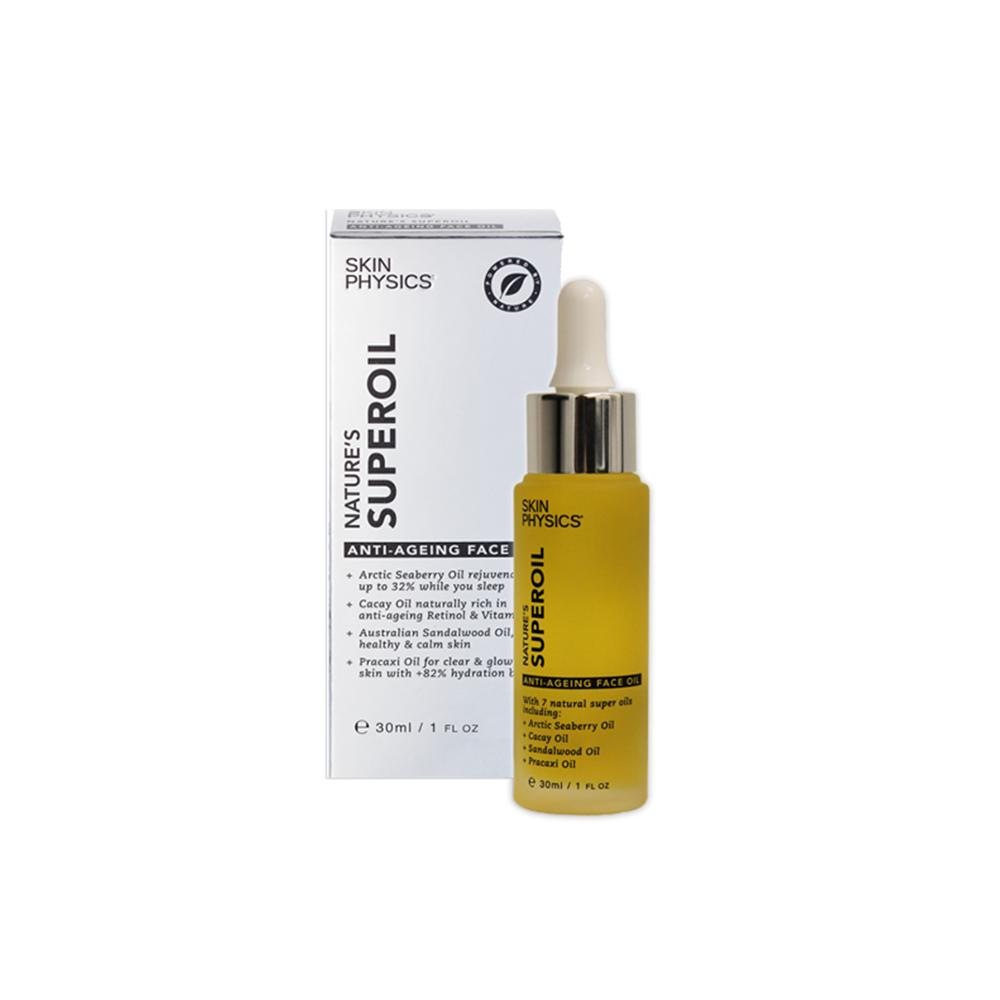 Skin Physics Nature's Super Oil Anti-Ageing Face Oil 30ml