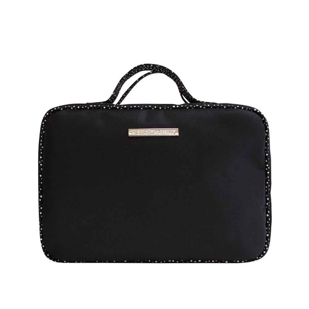 Luxe Polka - Hanging Washbag