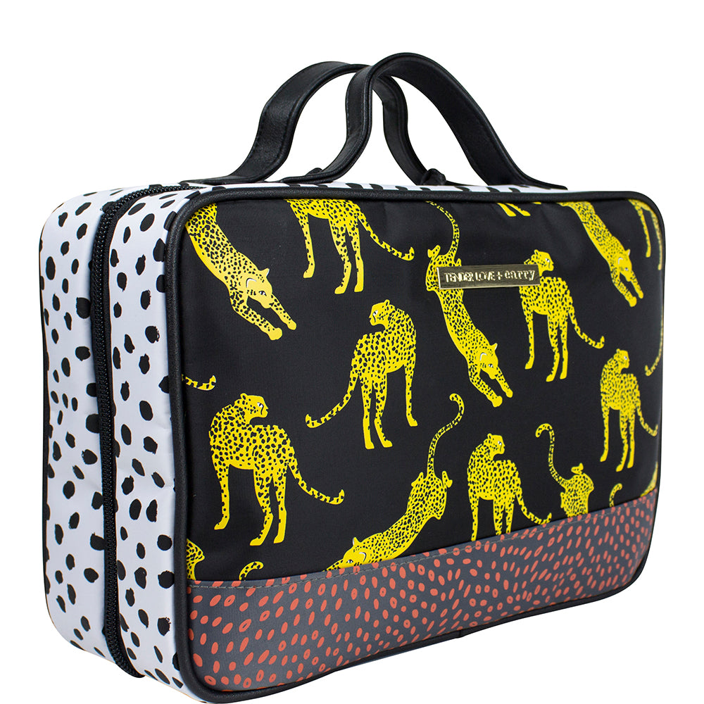 Wild Cat - Hanging Washbag
