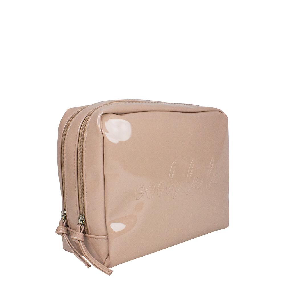 Nude - Double Pouch