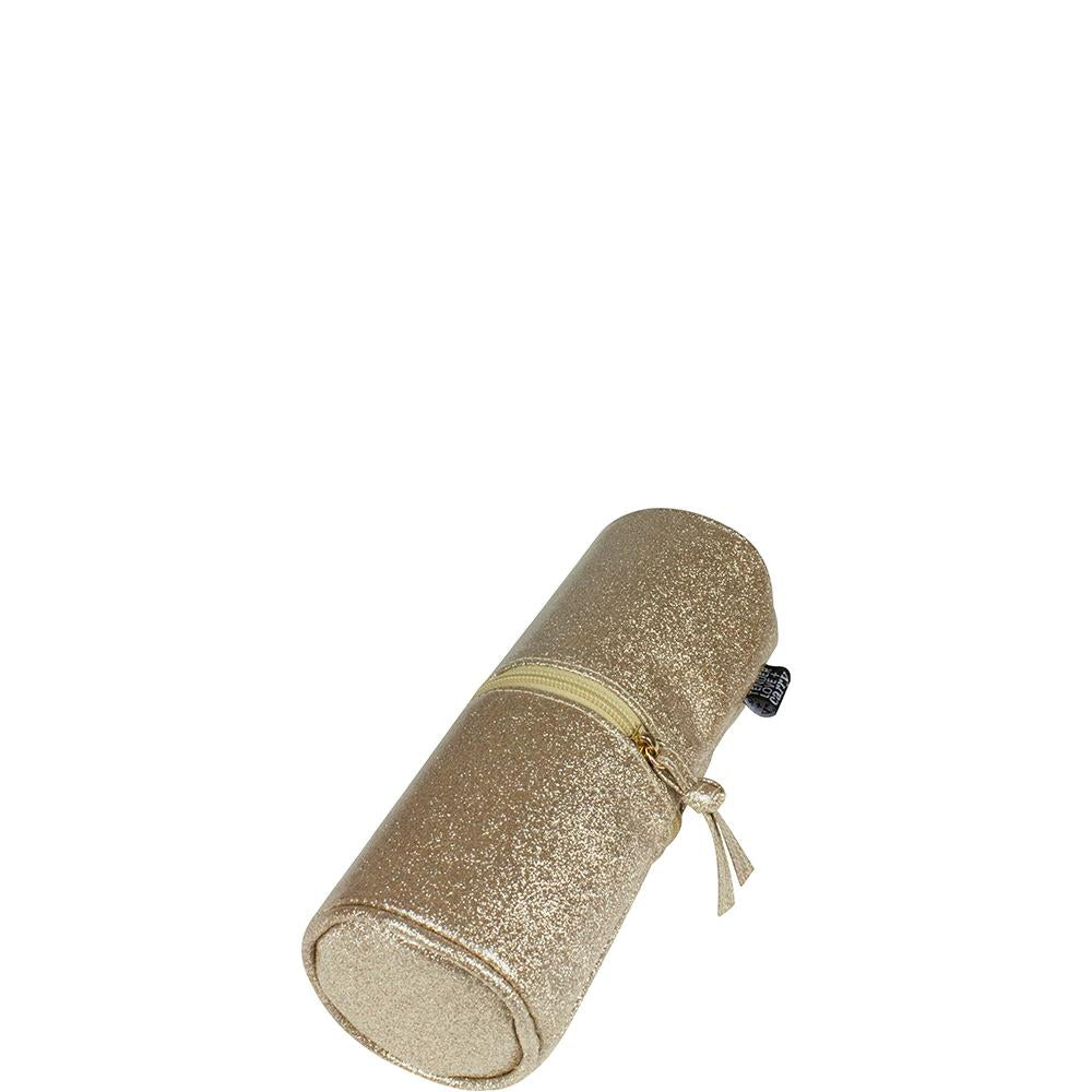 Laminated Glitter - Brush Roll Gold